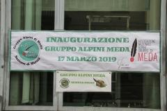 Inaugurazione Gruppo Meda