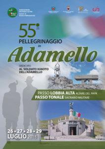 """55° """"Pellegrinaggio in Adamello"""""""