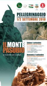 Pellegrinaggio al Monte Pasubio e al Monte Tomba