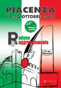 Raduno del 2° Raggruppamento Piacenza @ Piacenza