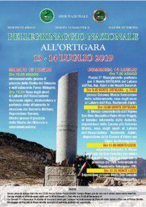 Pellegrinaggio solenne Ortigara 2019 @ Ortigara