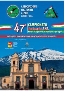 47° campionato nazionale marcia @ Linguaglossa